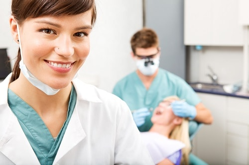 Give Three Cheers for National Dental Hygiene Month