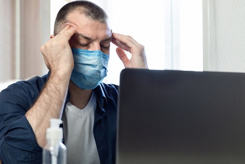 Pandemic Stress & Oral Health Problems